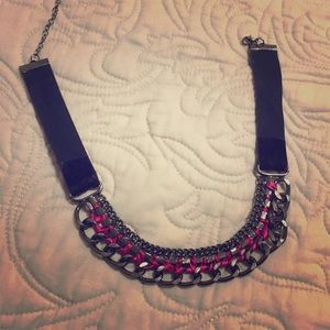 Necklace with matching bracelete